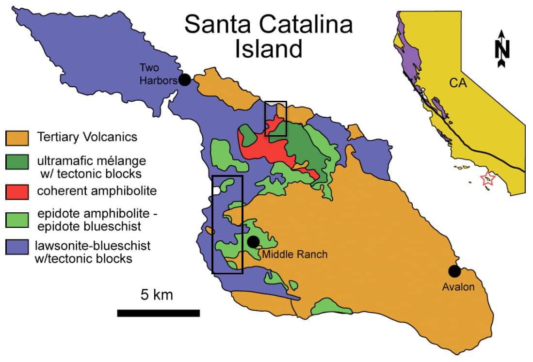 Using garnets to explore the beginning of subduction | Keck Geology on